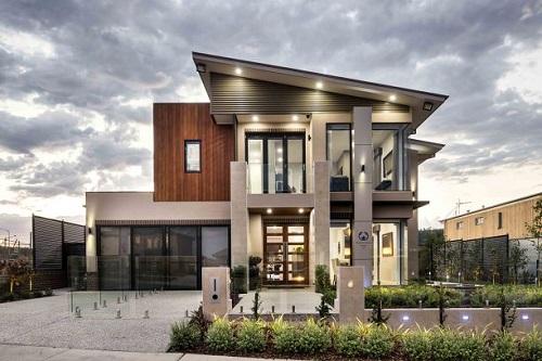 Những mẫu thiết kế kiến trúc nhà đẹp nổi bật nhất | Nhà Đẹp Sài Gòn