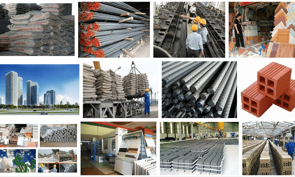 Chọn vật liệu xây dựng | Nhà Đẹp Sài Gòn