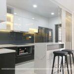 Hoàn thiện nội thất căn hộ B4-05 River Park Premier