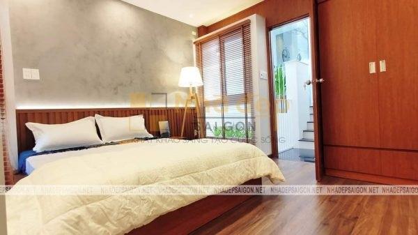 Tất cả phòng ngủ đều lấy được ánh sáng tự nhiên