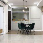 Hoàn thiện căn hộ D1505 Hưng Phúc
