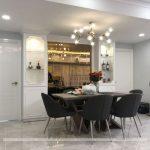 Hoàn thiện nội thất căn hộ D11-01 Cosmo City