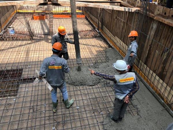 Mỗi khâu hay công đoạn xây dựng của công trình đều có sự kiểm tra và giám sát