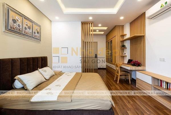 Không gian phòng ngủ của bố mẹ