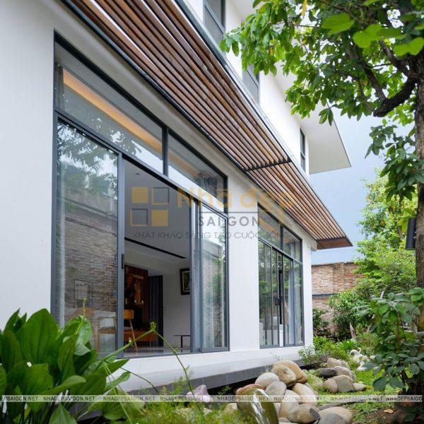 Mẫu biệt thự của anh Vũ – quận 9 do Nhà Đẹp Sài Gòn thi công