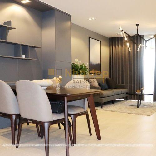 Hoàn thiện căn hộ B12-01 Scenic Valley 1 do Nhà Đẹp Sài Gòn thi công