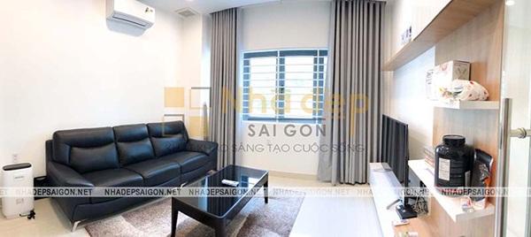Dịch vụ công ty Nhà Đẹp Sài Gòn cung cấp