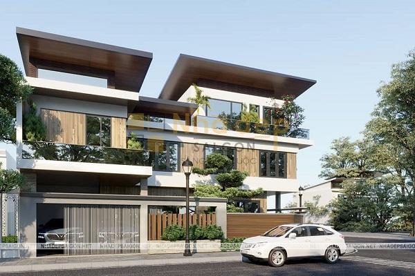 Công trình do Nhà đẹp Sài Gòn thiết kế và thi công