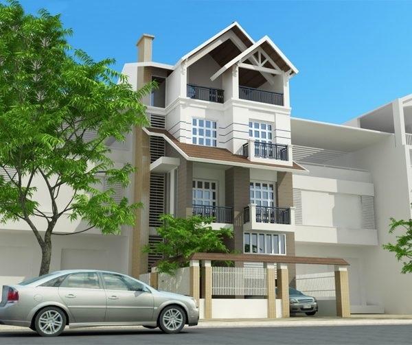 Chia sẻ mức giá thi công nhà phố quận Gò Vấp