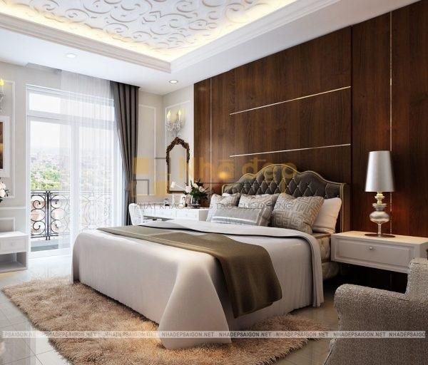 Nhà Đẹp Sài Gòn – thiết kế nhà phố chú Văn