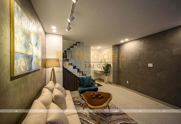 Nhà Đẹp Sài Gòn thi công và thiết kế