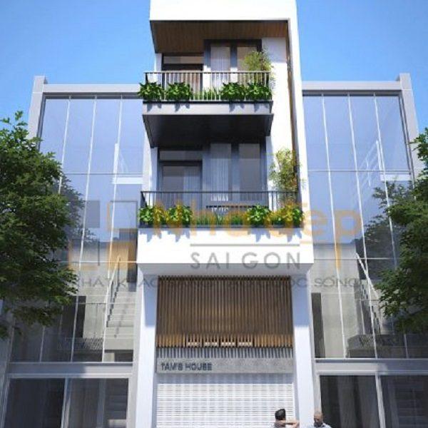 Mẫu nhà 4x16 – bảng báo giá xây dựng trọn gói của Nhà Đẹp sài Gòn hiện nay