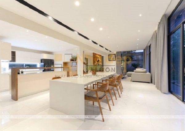Mẫu nhà 6x12 – Sử dụng nội thất trong kiến trúc hiện đại
