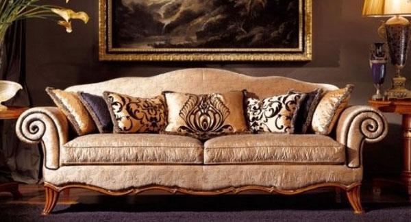 Phong cách kiến trúc cổ điển có đặc trưng là sự tỉ mỉ trong từng đường nét