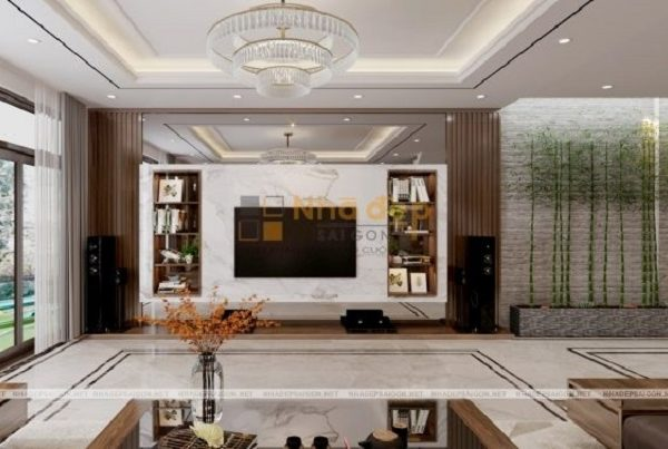 Phần nội thất được thiết kế tỉ mỉ và tinh tế