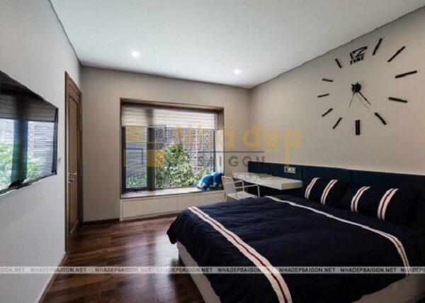 Mẫu 12: phòng ngủ thiết kế đơn giản