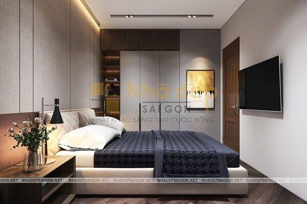 Mẫu 13: phòng ngủ thiết kế đơn giản