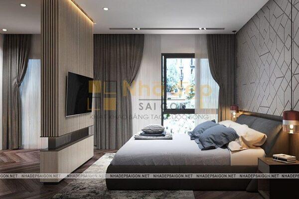 Mẫu 14: phòng ngủ thiết kế đơn giản