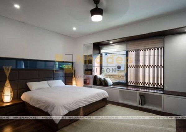 Mẫu 15: phòng ngủ thiết kế đơn giản