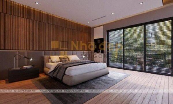 Mẫu 16: phòng ngủ thiết kế đơn giản
