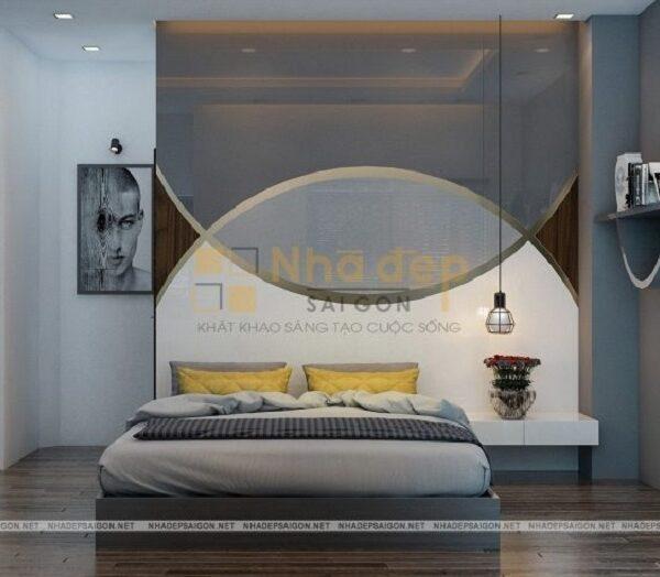 Mẫu 3: phòng ngủ phong cách hiện đại đẹp