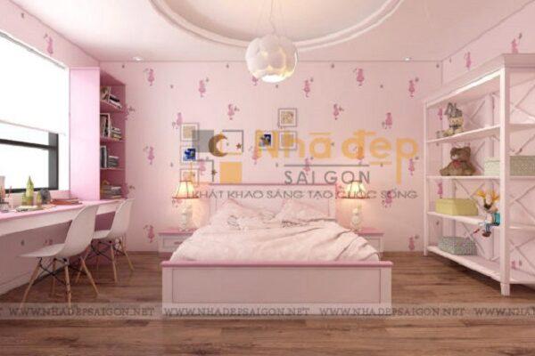 Mẫu 5: phòng ngủ phong cách hiện đại