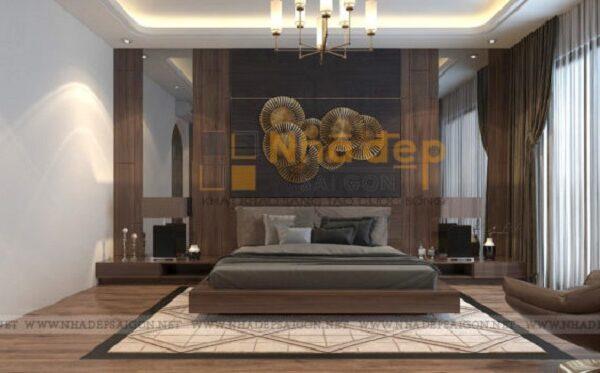 Mẫu 6: phòng ngủ phong cách hiện đại đẹp