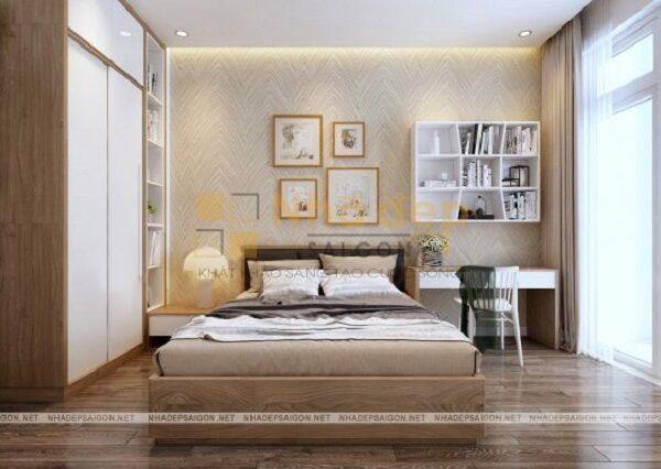 Mẫu nhà 7x20 – phòng ngủ nên là hình vuông hoặc hình chữ nhật