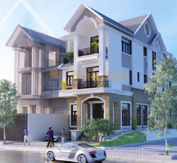Nhà Đẹp Sài Gòn - Địa chỉ thiết kế và thi công nhà đẹp uy tín, giá rẻ