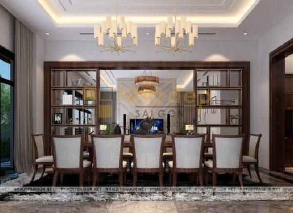 Bố trí nội thất có ý nghĩa rất lớn trong thẩm mỹ của ngôi nhà.