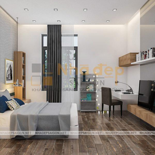 Không gian phòng ngủ thứ 3