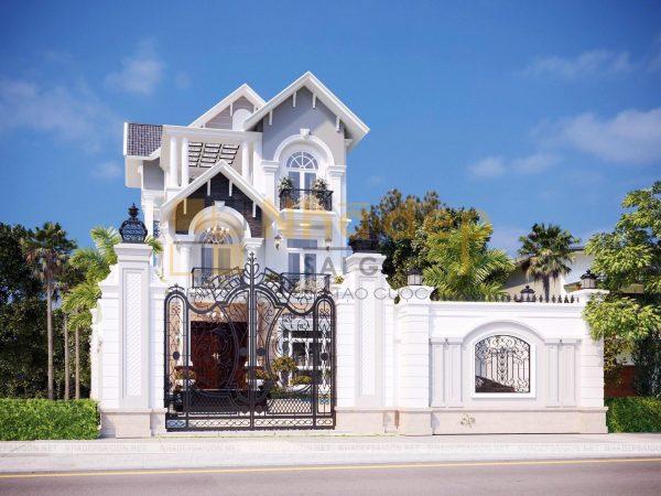 Phong cách kiến trúc mẫu nhà ảnh hưởng đến chi phí xây dựng