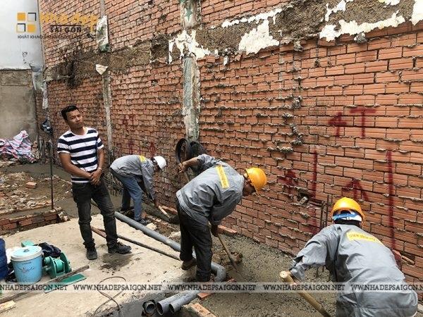 Thầu xây nhà phần thô Quận 3 có đội ngũ nhân viên trình độ cao và kinh nghiệm nhiều trong lĩnh vực xây dựng