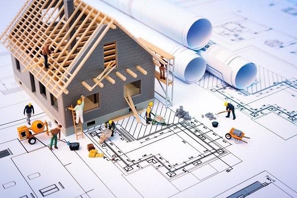 Giá xây nhà phần thô quận Bình Tân mới nhất