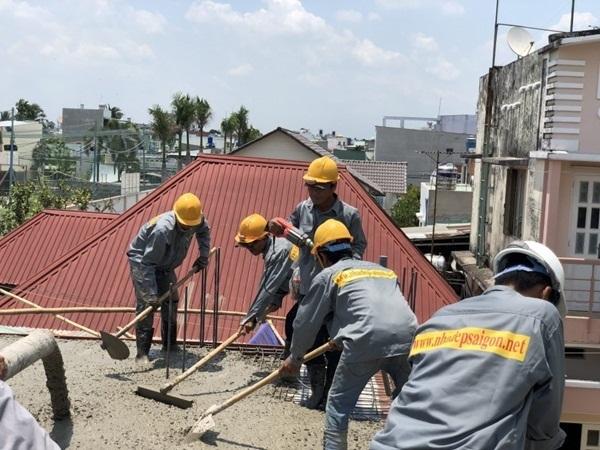 Cách thức làm việc với thầu xây nhà phần thô hiệu quả