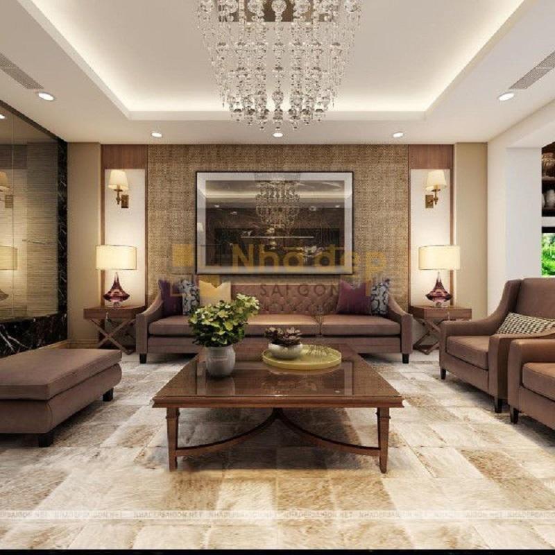 Sofa chữ L màu trung tính được nhiều khách hàng ưa chuộng