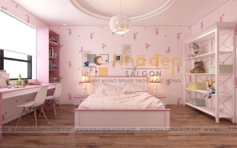 Mẫu 3: nội thất phòng ngủ hiện đại đơn giản