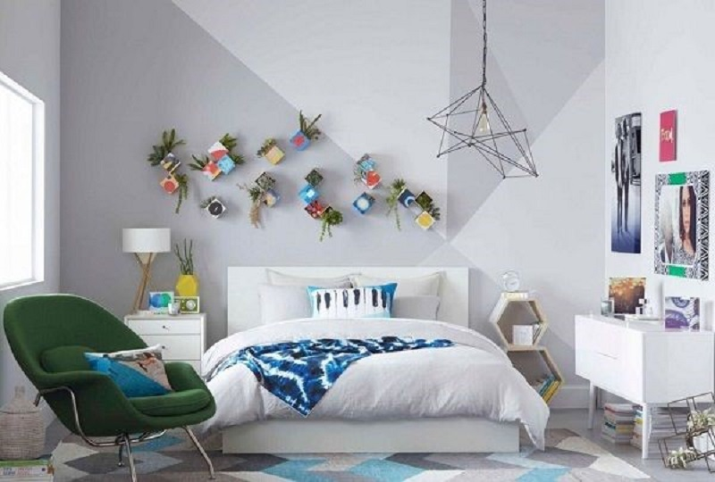 Bạn nên lựa chọn những chiếc tủ có kích thước và màu sắc phù hợp với căn phòng để từ đó tạo sự đồng điệu, hài hòa với tổng thể căn phòng cũng như ngôi nhà
