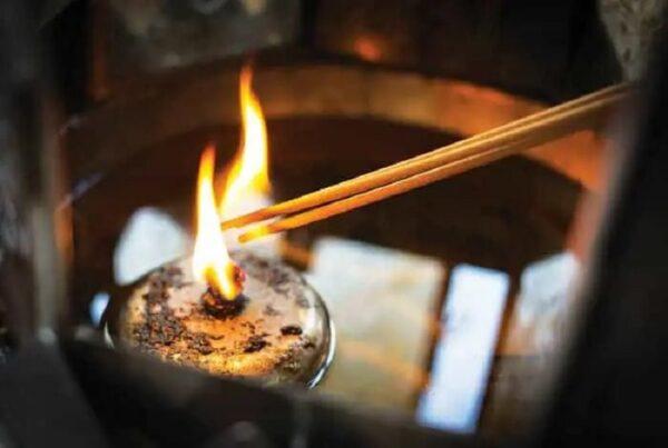 Cách tiến hành nghi lễ đúng phong tục