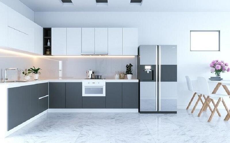 Những lưu ý khi thiết kế nhà bếp nhỏ đẹp đơn giản